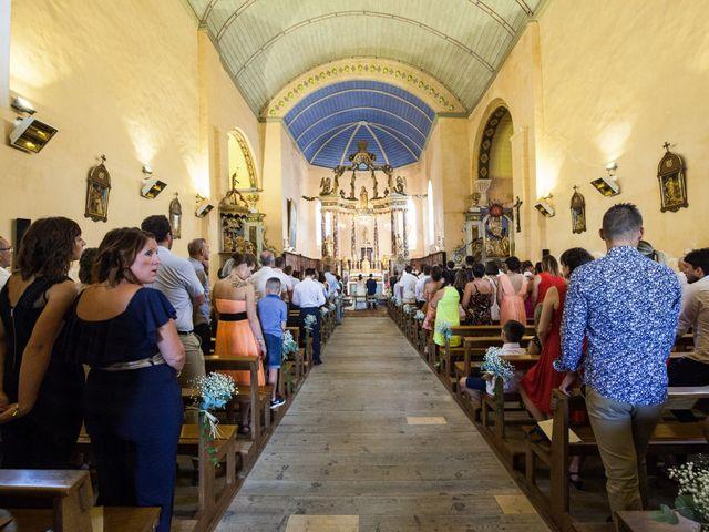 Le mariage de Gaétan et Marina à Bénac, Hautes-Pyrénées 41