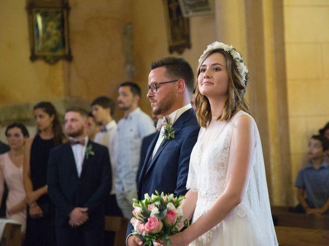 Le mariage de Gaétan et Marina à Bénac, Hautes-Pyrénées 42