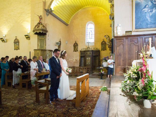 Le mariage de Gaétan et Marina à Bénac, Hautes-Pyrénées 43