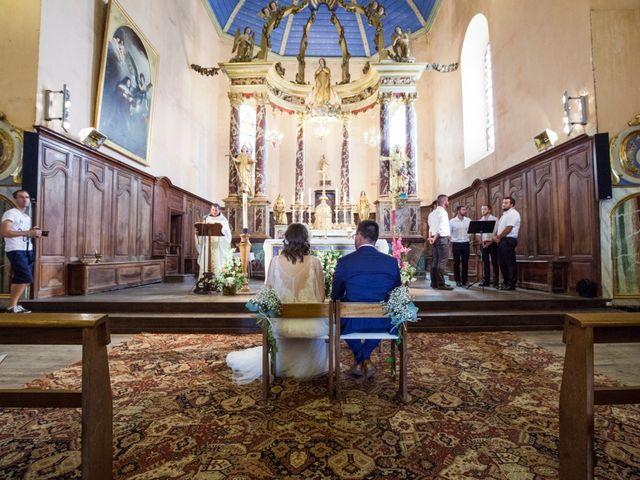 Le mariage de Gaétan et Marina à Bénac, Hautes-Pyrénées 44