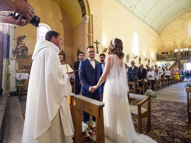 Le mariage de Gaétan et Marina à Bénac, Hautes-Pyrénées 49