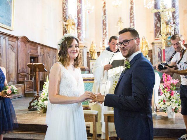 Le mariage de Gaétan et Marina à Bénac, Hautes-Pyrénées 51
