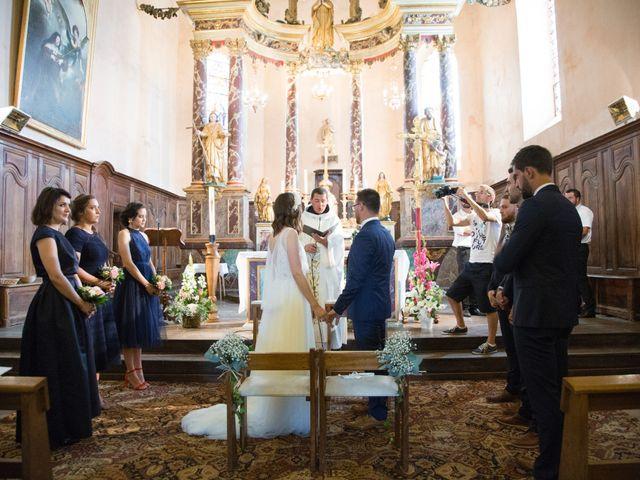 Le mariage de Gaétan et Marina à Bénac, Hautes-Pyrénées 52