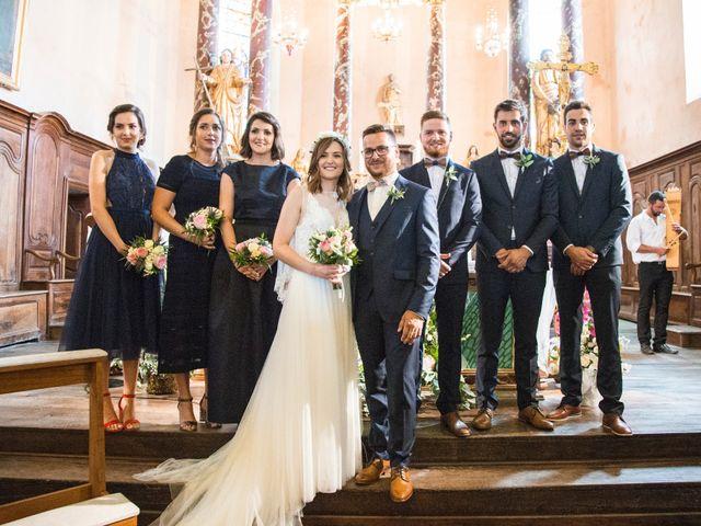 Le mariage de Gaétan et Marina à Bénac, Hautes-Pyrénées 54