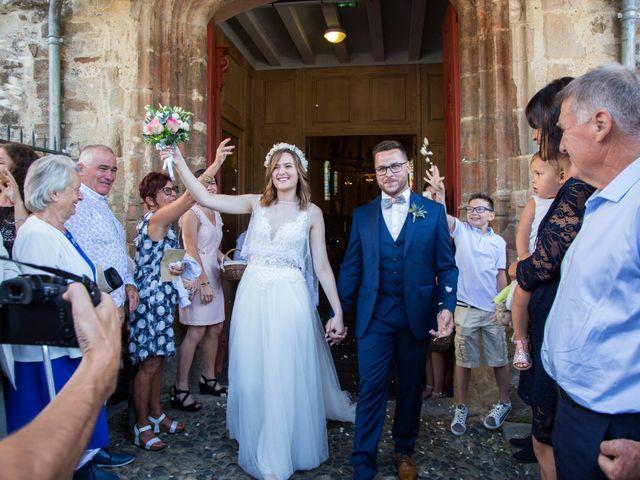 Le mariage de Gaétan et Marina à Bénac, Hautes-Pyrénées 55