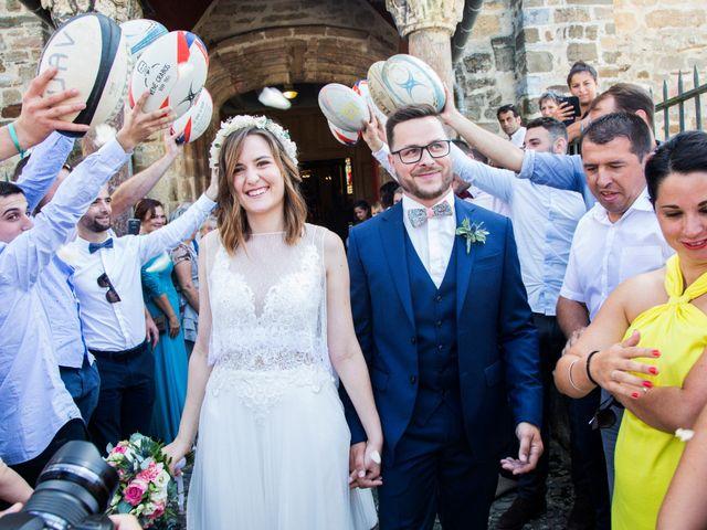 Le mariage de Gaétan et Marina à Bénac, Hautes-Pyrénées 57