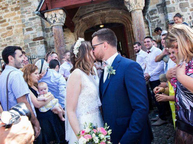 Le mariage de Gaétan et Marina à Bénac, Hautes-Pyrénées 58
