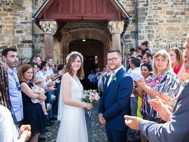 Le mariage de Gaétan et Marina à Bénac, Hautes-Pyrénées 59