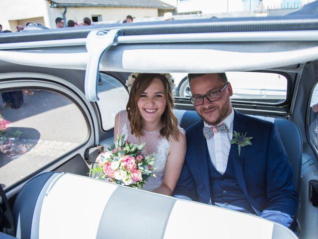 Le mariage de Gaétan et Marina à Bénac, Hautes-Pyrénées 60