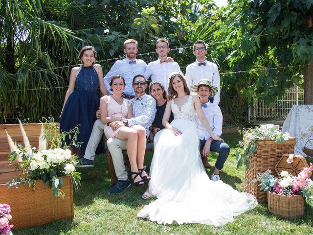 Le mariage de Gaétan et Marina à Bénac, Hautes-Pyrénées 76