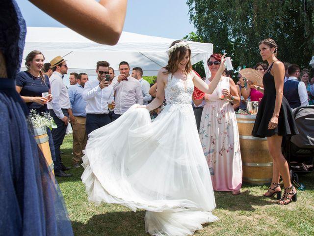 Le mariage de Gaétan et Marina à Bénac, Hautes-Pyrénées 78