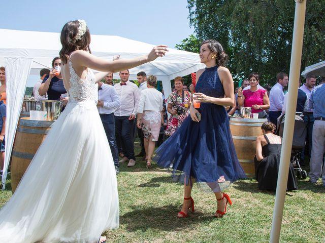 Le mariage de Gaétan et Marina à Bénac, Hautes-Pyrénées 79