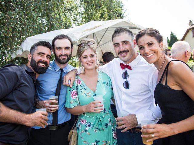 Le mariage de Gaétan et Marina à Bénac, Hautes-Pyrénées 82