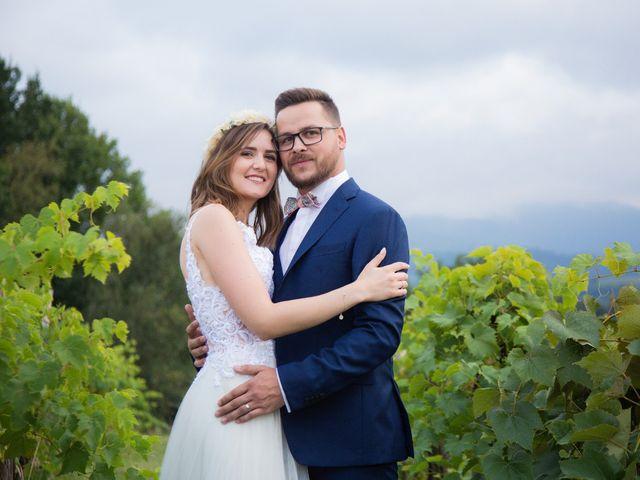Le mariage de Gaétan et Marina à Bénac, Hautes-Pyrénées 91