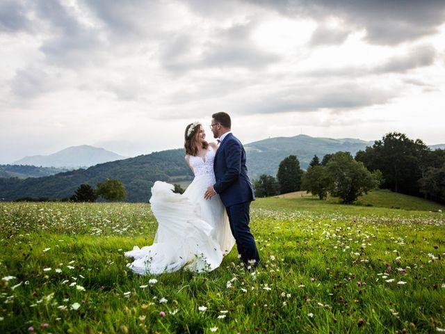 Le mariage de Gaétan et Marina à Bénac, Hautes-Pyrénées 94