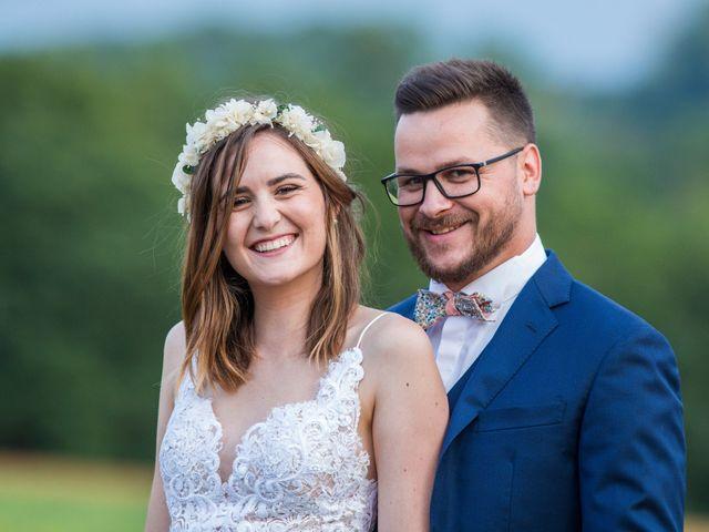 Le mariage de Gaétan et Marina à Bénac, Hautes-Pyrénées 100