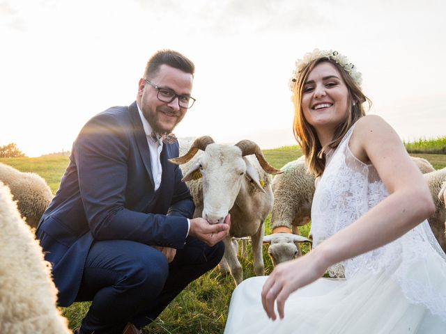 Le mariage de Gaétan et Marina à Bénac, Hautes-Pyrénées 102