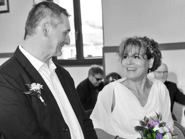 Le mariage de Dominique et Maria à Saint-Laurent-Médoc, Gironde 10