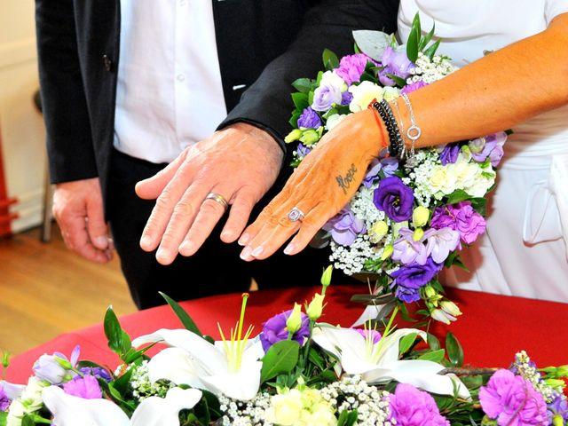 Le mariage de Dominique et Maria à Saint-Laurent-Médoc, Gironde 13