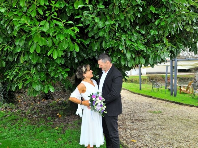 Le mariage de Dominique et Maria à Saint-Laurent-Médoc, Gironde 18