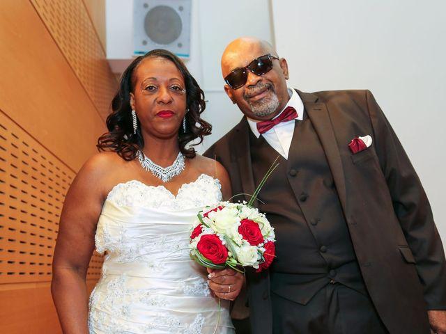 Le mariage de Jocelyne et Ferdinand