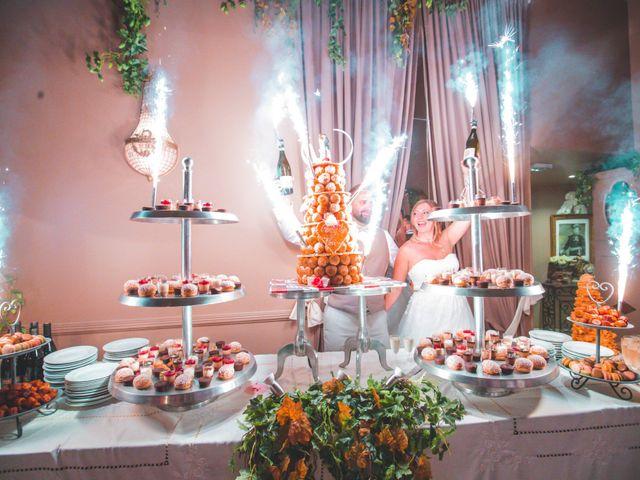 Le mariage de Florian et Coralie à Saint-Geneys-près-Saint-Paulien, Haute-Loire 3