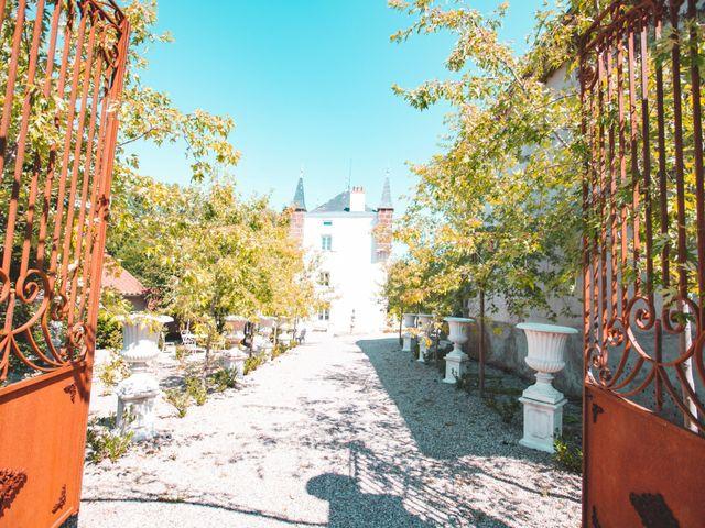 Le mariage de Florian et Coralie à Saint-Geneys-près-Saint-Paulien, Haute-Loire 4