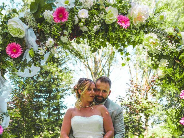 Le mariage de Florian et Coralie à Saint-Geneys-près-Saint-Paulien, Haute-Loire 8