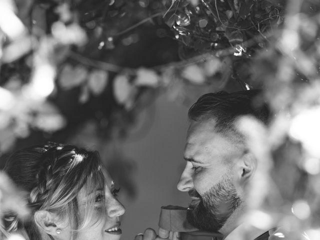 Le mariage de Florian et Coralie à Saint-Geneys-près-Saint-Paulien, Haute-Loire 9