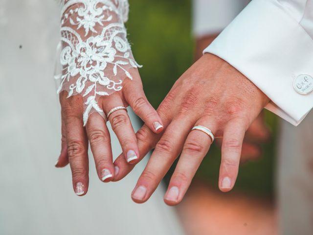 Le mariage de Florian et Coralie à Saint-Geneys-près-Saint-Paulien, Haute-Loire 14