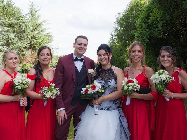 Le mariage de Greg et Emilie à Cergy, Val-d'Oise 14