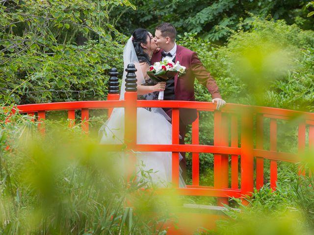 Le mariage de Greg et Emilie à Cergy, Val-d'Oise 16