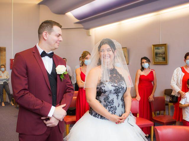 Le mariage de Greg et Emilie à Cergy, Val-d'Oise 19