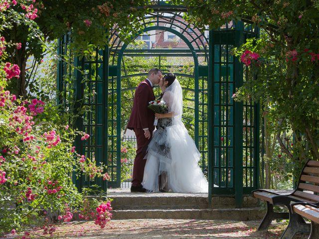 Le mariage de Greg et Emilie à Cergy, Val-d'Oise 25