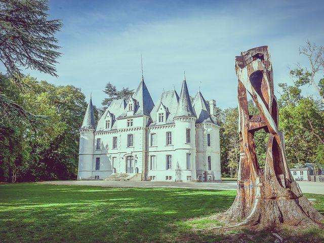 Le mariage de Tanguy et Gwendoline à Beaumont, Vienne 1
