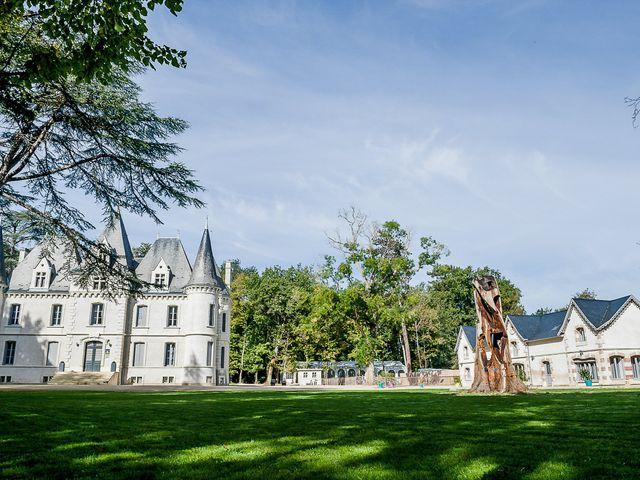 Le mariage de Tanguy et Gwendoline à Beaumont, Vienne 2