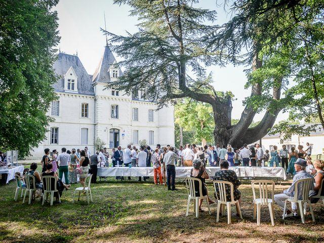 Le mariage de Tanguy et Gwendoline à Beaumont, Vienne 53