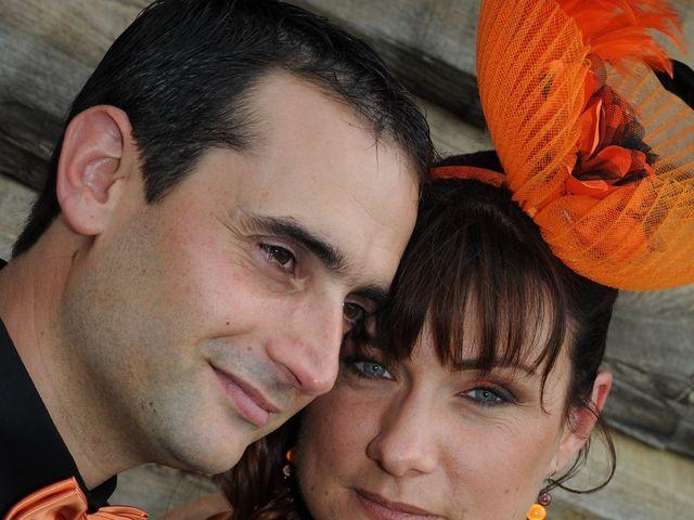 Le mariage de Benoît et Audrey à Crolles, Isère 8