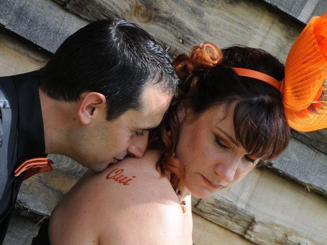 Le mariage de Benoît et Audrey à Crolles, Isère 9