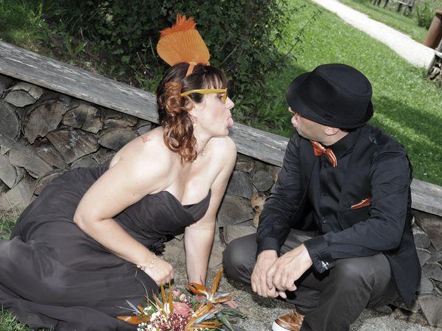 Le mariage de Benoît et Audrey à Crolles, Isère 15