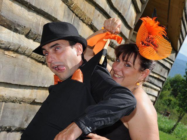 Le mariage de Benoît et Audrey à Crolles, Isère 17