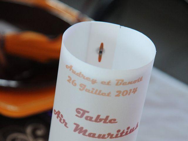 Le mariage de Benoît et Audrey à Crolles, Isère 29