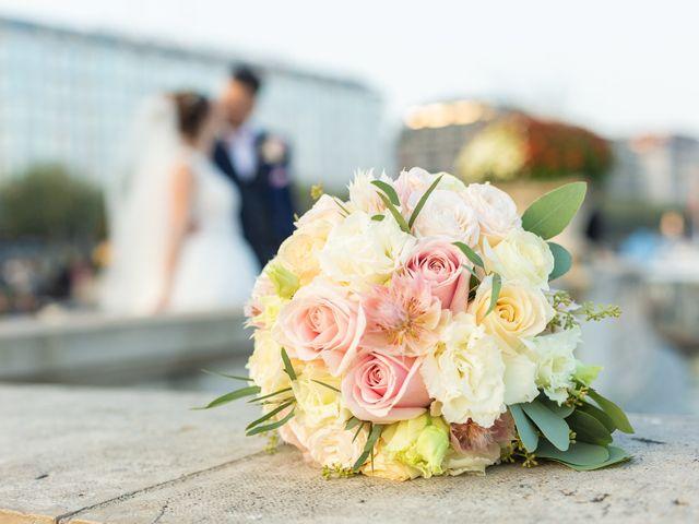 Le mariage de Arturo et Prisca à Annemasse, Haute-Savoie 5