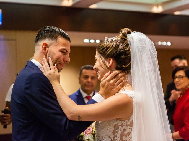 Le mariage de Arturo et Prisca à Annemasse, Haute-Savoie 8