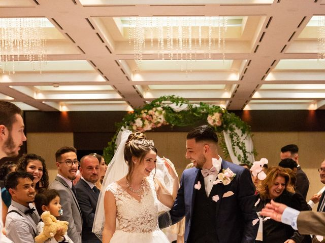 Le mariage de Arturo et Prisca à Annemasse, Haute-Savoie 11