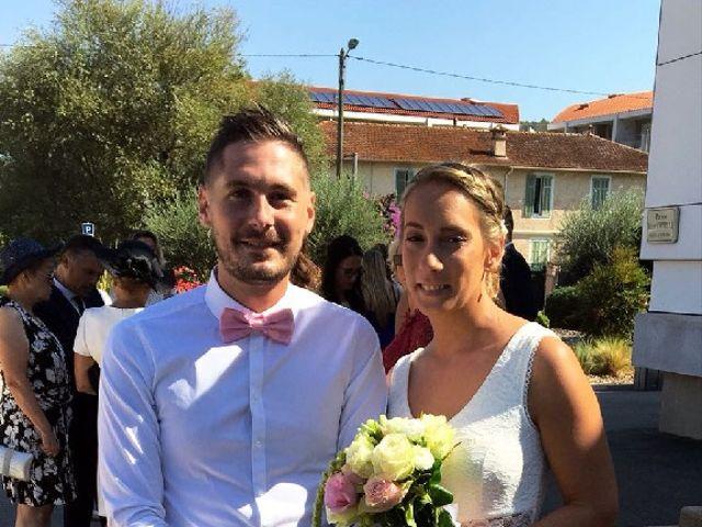 Le mariage de Florian  et Carole à Pégomas, Alpes-Maritimes 4
