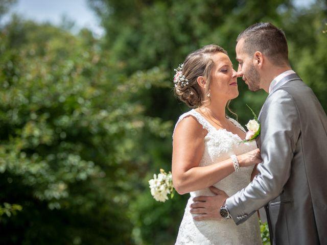 Le mariage de Lucas et Morgane à Angicourt, Oise 6
