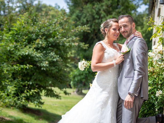 Le mariage de Lucas et Morgane à Angicourt, Oise 7