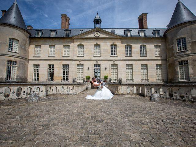 Le mariage de Lucas et Morgane à Angicourt, Oise 8