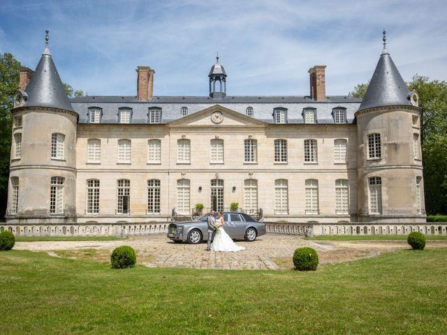 Le mariage de Lucas et Morgane à Angicourt, Oise 9